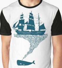 Exhaling flotsam Graphic T-Shirt