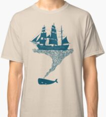 Exhaling flotsam Classic T-Shirt