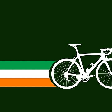 Bike Stripes Irish National Road Race by sher00