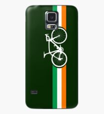 Bike Stripes Irish National Road Race Case/Skin for Samsung Galaxy
