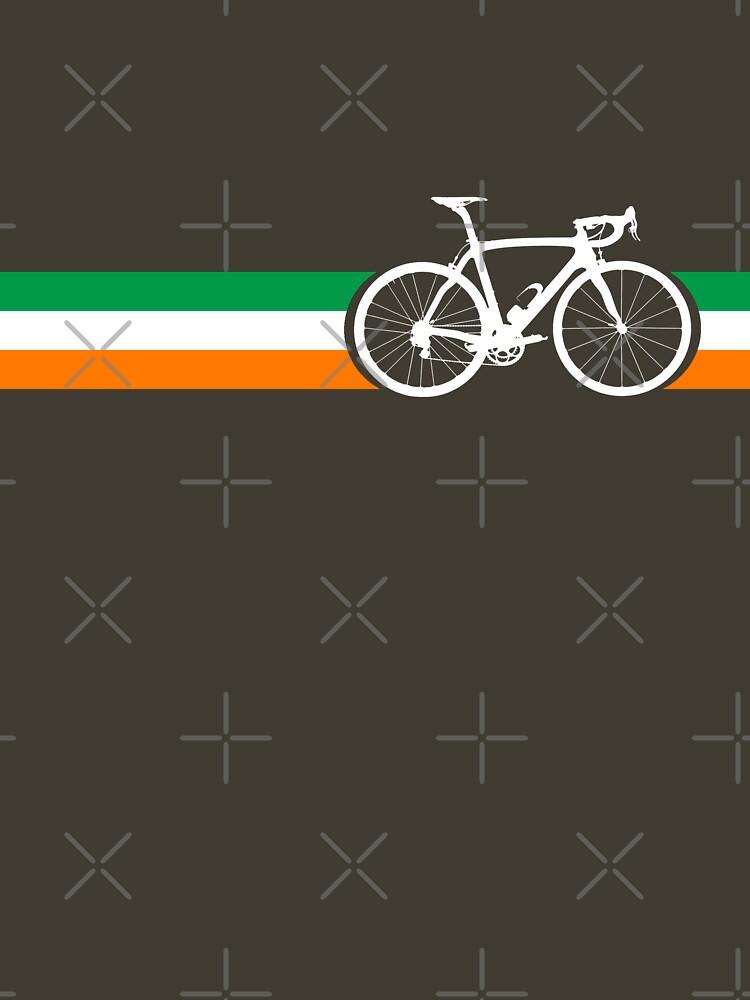 Bike Stripes Irish National Road Race by sher00