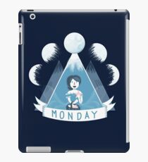 Monday  iPad Case/Skin