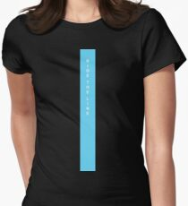 Ride The Line Women's Fitted T-Shirt