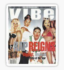 Rap Queens Sticker