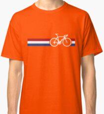 Bike Stripes Netherlands National Road Race Classic T-Shirt
