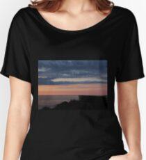 A Nova Scotian Sunset Women's Relaxed Fit T-Shirt