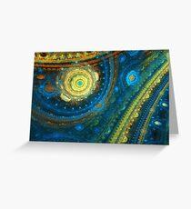 Sky sphere Greeting Card