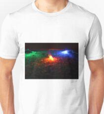 Rainbow Fairy Lights T-Shirt