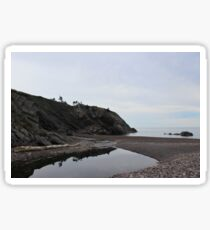 Meat Cove Beach Sticker