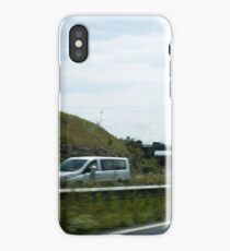 Drving By iPhone Case