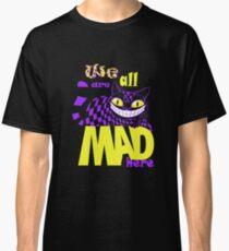 Cheshire Cat - Alice in Wonderland Classic T-Shirt