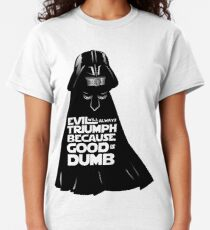 Dark Helmet - Fan art Classic T-Shirt
