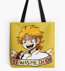 I GUESS YOU WEREN'T EXPECTING ME Tote Bag