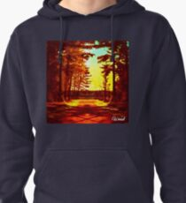 Fall Pullover Hoodie