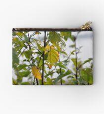 Autumn leaf Studio Pouch