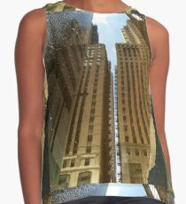 Golden Twins Contrast Tank