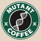 MUTANT COFFEE by SallySparrowFTW