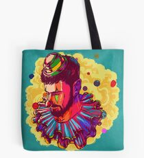 I am not  a Clown  Tote Bag