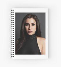 Cuaderno de espiral Lauren Jauregui VMA Portrait