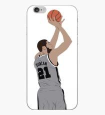 Tim Duncan iPhone Case