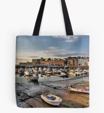 Paignton Harbour Tote Bag
