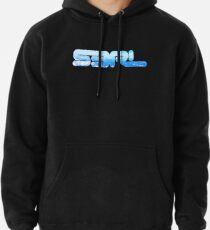 S3RL sky edition Pullover Hoodie