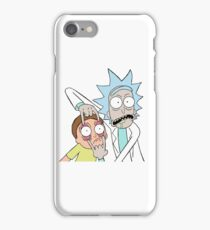 Look at that think Morty iPhone Case/Skin