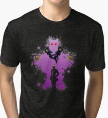 Yoshikage Kira wants a quiet life Tri-blend T-Shirt