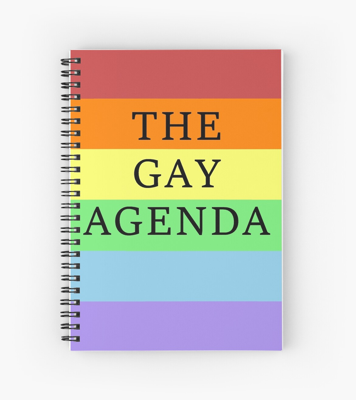 from Cayden gay agenda products