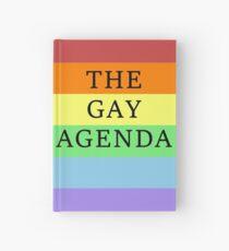 The Gay Agenda Hardcover Journal
