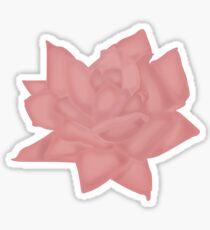 Precious Rose Sticker