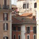 Buildings of Rome by Millissa Grace