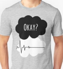 Okay? Not okay -  Tfios Flatline T-Shirt