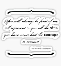 the picture of dorian gray quotes