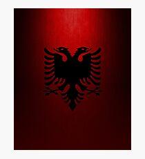 Albania Shqipëri Photographic Print