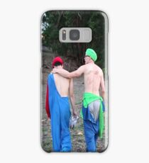 brokeback mountain Mario edition Samsung Galaxy Case/Skin