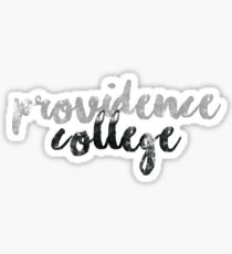 Providence College 2 Sticker