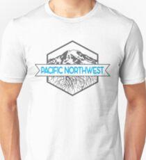 Pacific Northwest Roots Unisex T-Shirt