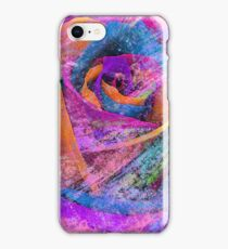Love Is A Rose iPhone Case/Skin