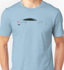 2006 Turbo Sports Car Unisex T-Shirt