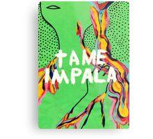 tame impala Metal Print