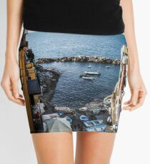 Cinque Terre hiking Mini Skirt