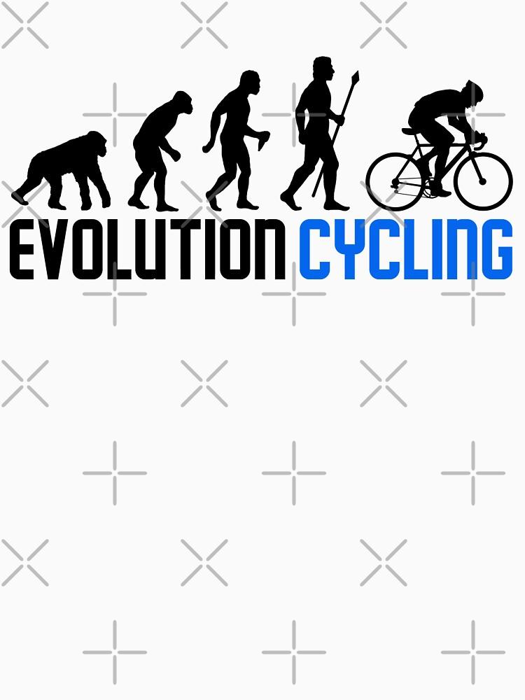 Evolution Radfahren von BeyondEvolved