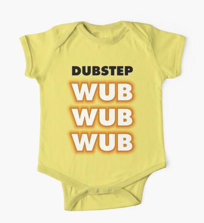 Dubstep Wub Wub Wub Kids Clothes