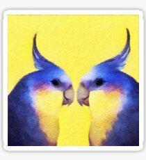 Winnie Bird Sticker