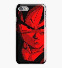 Determined Goku iPhone Case/Skin