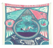Animal Collective Circus Style Wall Tapestry