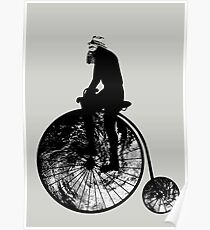 tropical bicyclone Poster