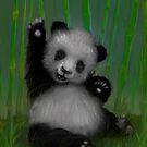 HAPPY PANDA by Ray Jackson