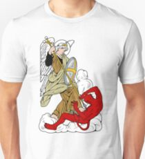 ST MICHAEL THE ARCHANGEL   Unisex T-Shirt